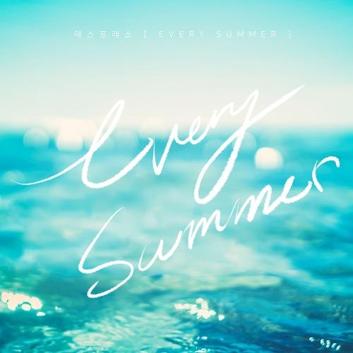 Espresso – Every Summer – Single