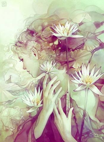 """Pond"" por Anna Dittmann 