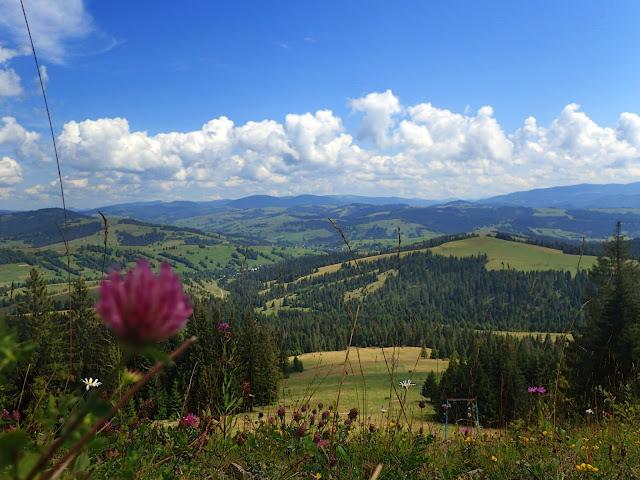 Ukraińskie góry są naprawdę świetne!