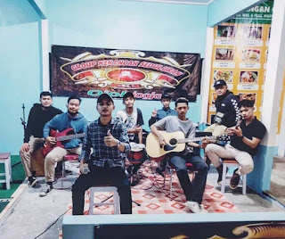 Biodata Finsan Official Band