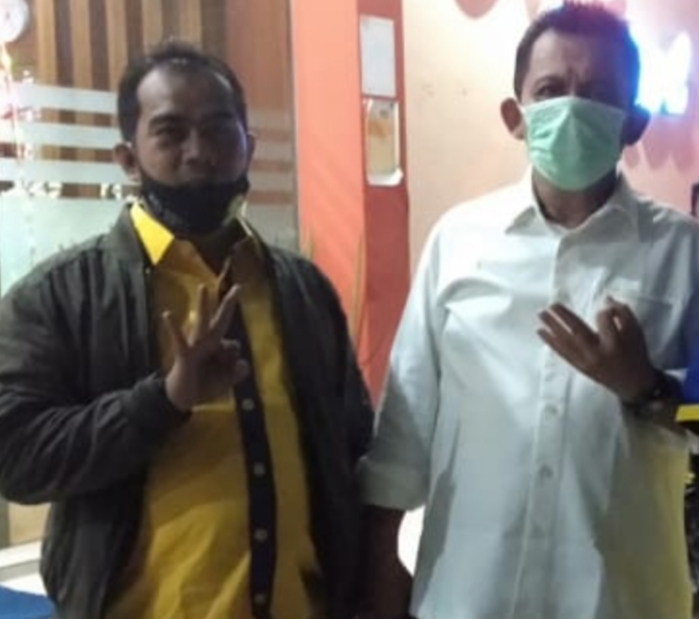 Masyarakat Lingga Sangat Antusias Menyambut Anshar Ahmad Saat Menggelar Kampanye