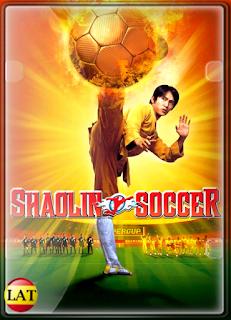 Shaolin Soccer (2001) DVDRIP LATINO