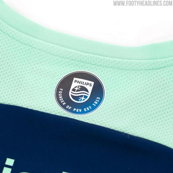 PSV 21-22 Away Kit Released - Footy Headlines
