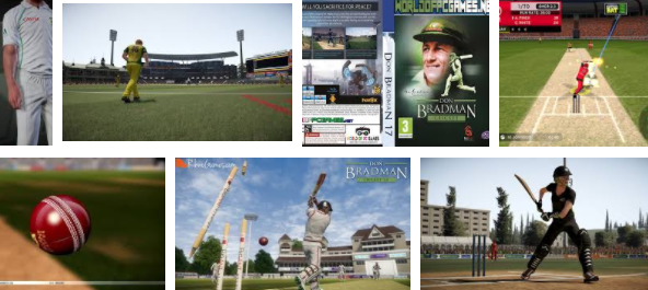 Don Bradman Cricket Game 17 apk Cricket games free download