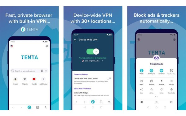 best browser with VPN for android Private vpn