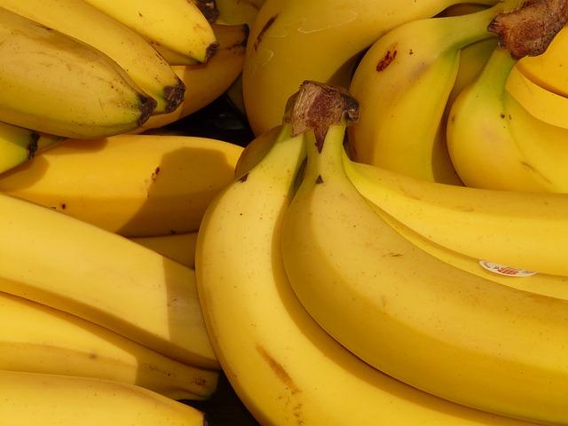 فوائد الموز للجنس والرجيم والكثير من الفوائد للموز