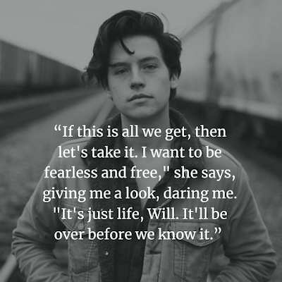 Five Feet Apart Book Quotes
