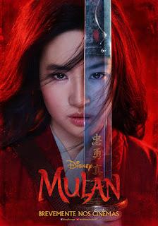 Mulan Estreará em Setembro Nos Cinemas....E No Disney+