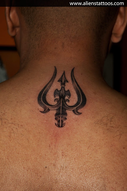 trishul tattoo