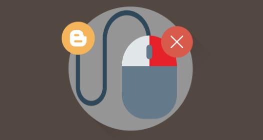 Cara Menonaktifkan Klik Kanan Pada Blog
