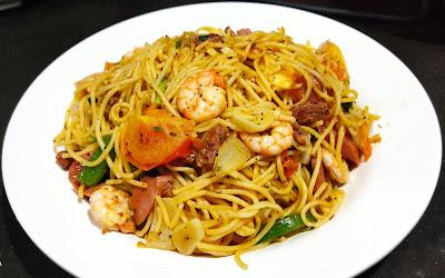 Patutlah Viral, Sedap Rupanya Resipi Spagheti Aglio Alio Ini