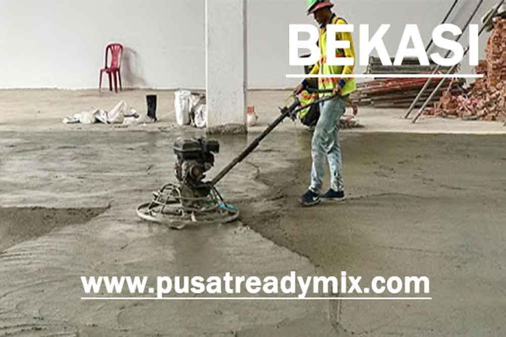 Harga Jasa Trowel Lantai Beton Bekasi