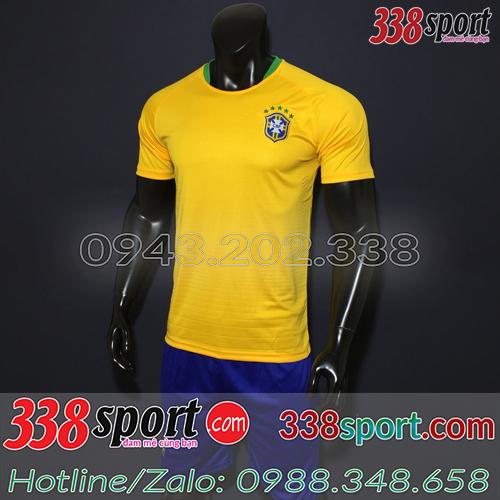 Áo đội Brazil 2019 đẹp