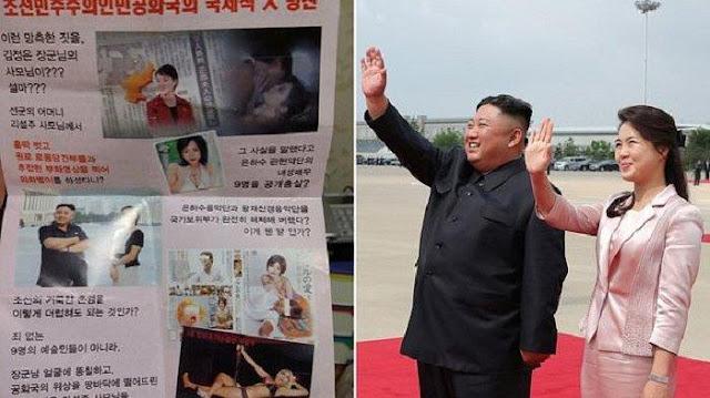 Kim Jong Un Meradang Foto Adegan Jorok Ibu Negara Ri Sol Ju Disebarkan Pembelot