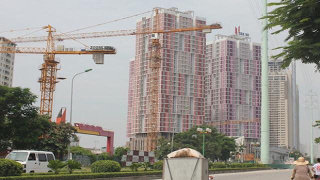 Usilk City sông Đà Thăng Long