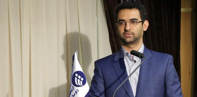 إستقالة وزير الاتصالات الإيراني محمود جواد بسبب تطبيق التلجرام تعرف علي التفاصيل
