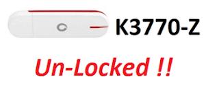 Unlock Vodafone ZTE K3770-z