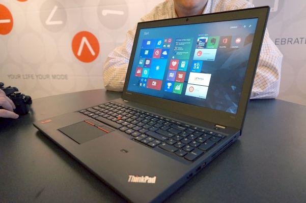 Test Lenovo ThinkPad T450s