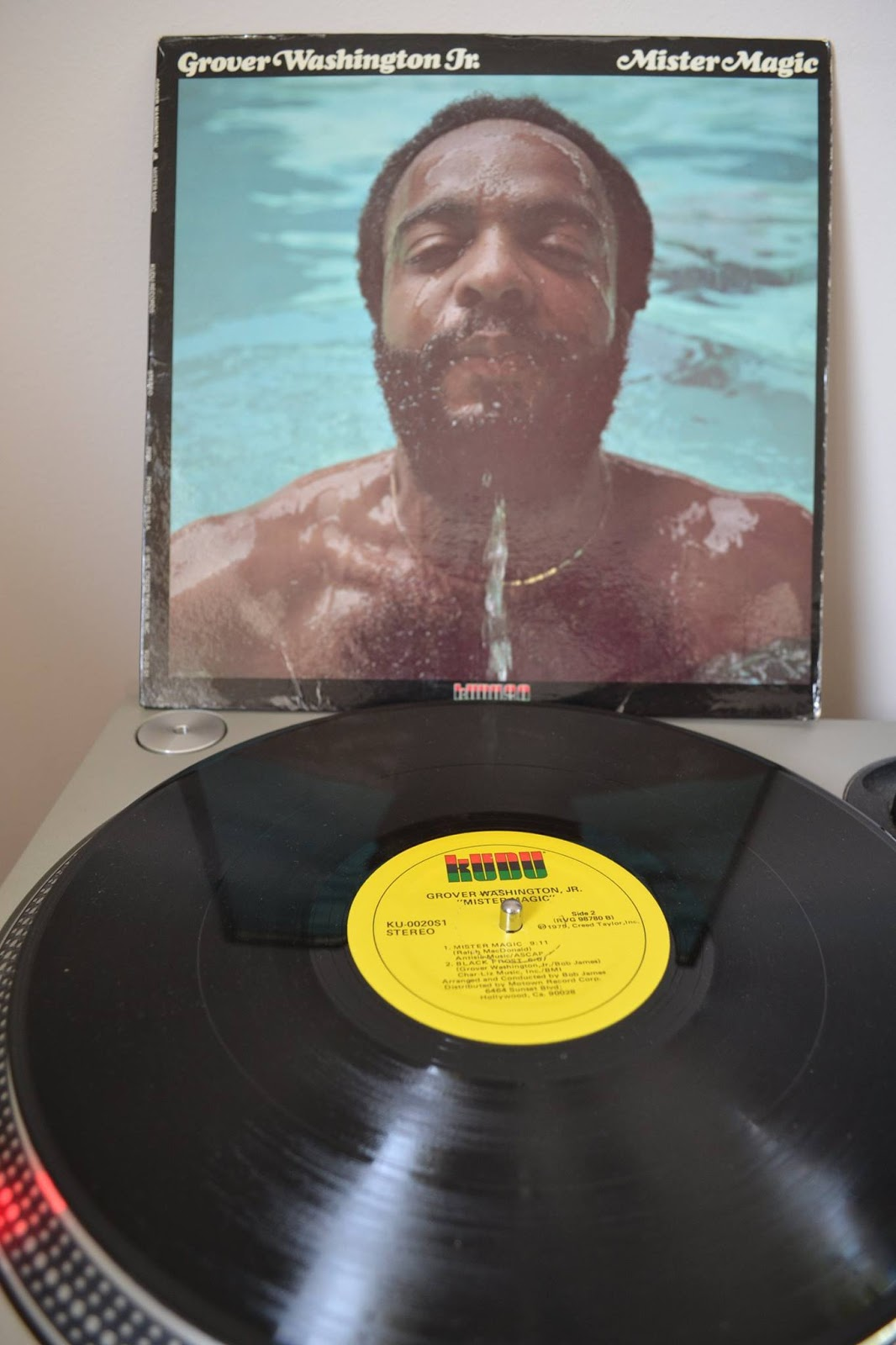Hiphop Thegoldenera Diggin Session Grover Washington Jr