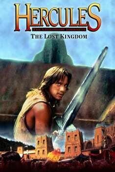 Hércules em Busca do Reino Perdido