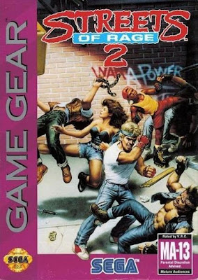 Review - Streets of Rage 2 - Game Gear