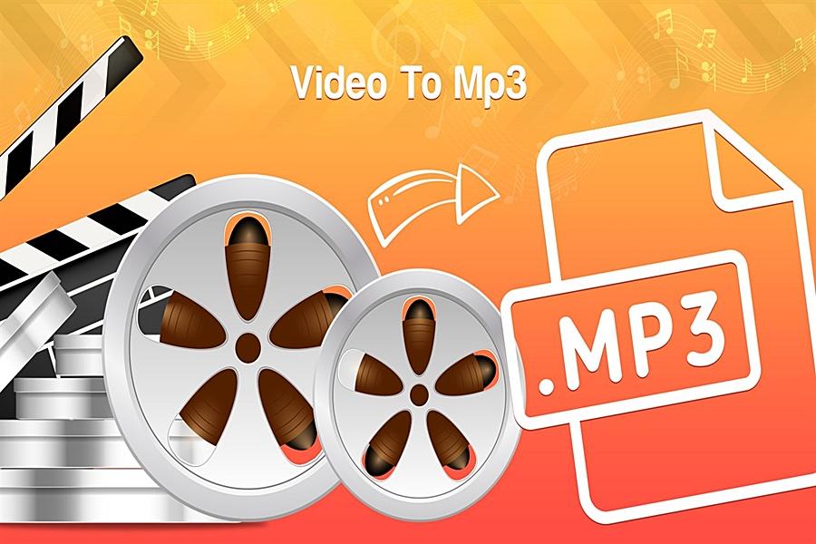 طريقة استخراج مقطع صوتي mp3 من الفيديو فى الكمبيوتر