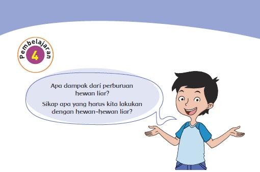 Materi dan Kunci Jawaban Tematik Kelas  Kunci Jawaban Tematik Kelas 4 Tema 3 Subtema 2 Halaman 71, 72, 73, 74