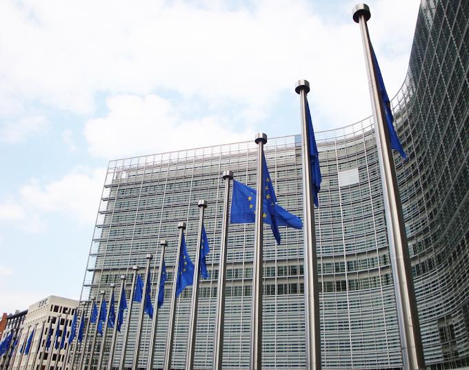L'Ue stima un crollo record del Pil italiano