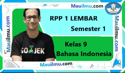 download-rpp-1-lembar-bahasa-indonesia-kelas-9-smp-semester-2-kurikulum-2013