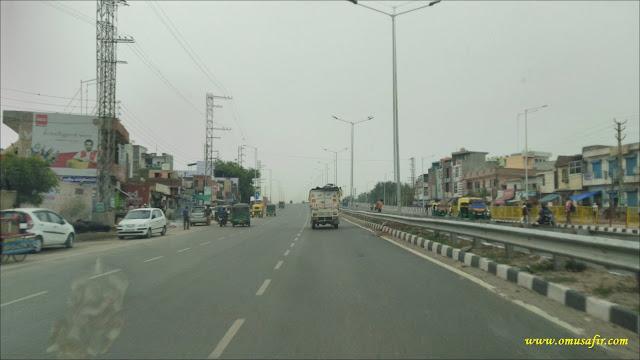 Jharsetli Road