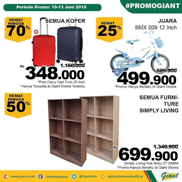 #Giant - #Promo #Katalog Spesial Periode 10 - 13 Juni 2019