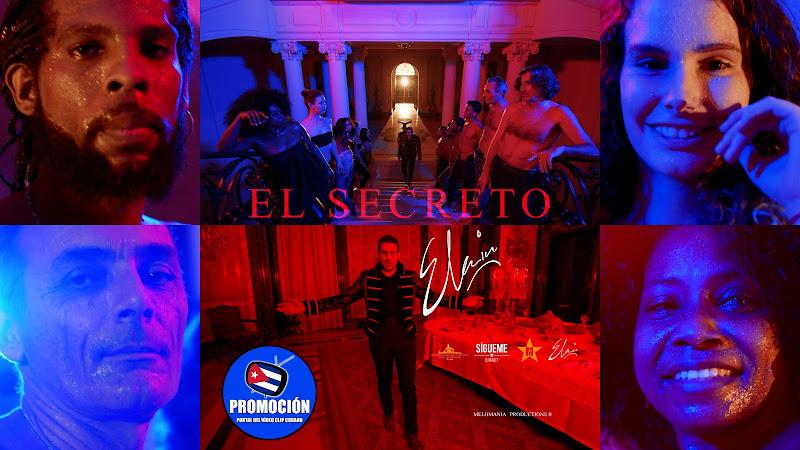 Elain Morales - ¨El secreto¨ - Videoclip - Dirección: Melomanía Productions. Portal Del Vídeo Clip Cubano. Música cubana. Cuba.