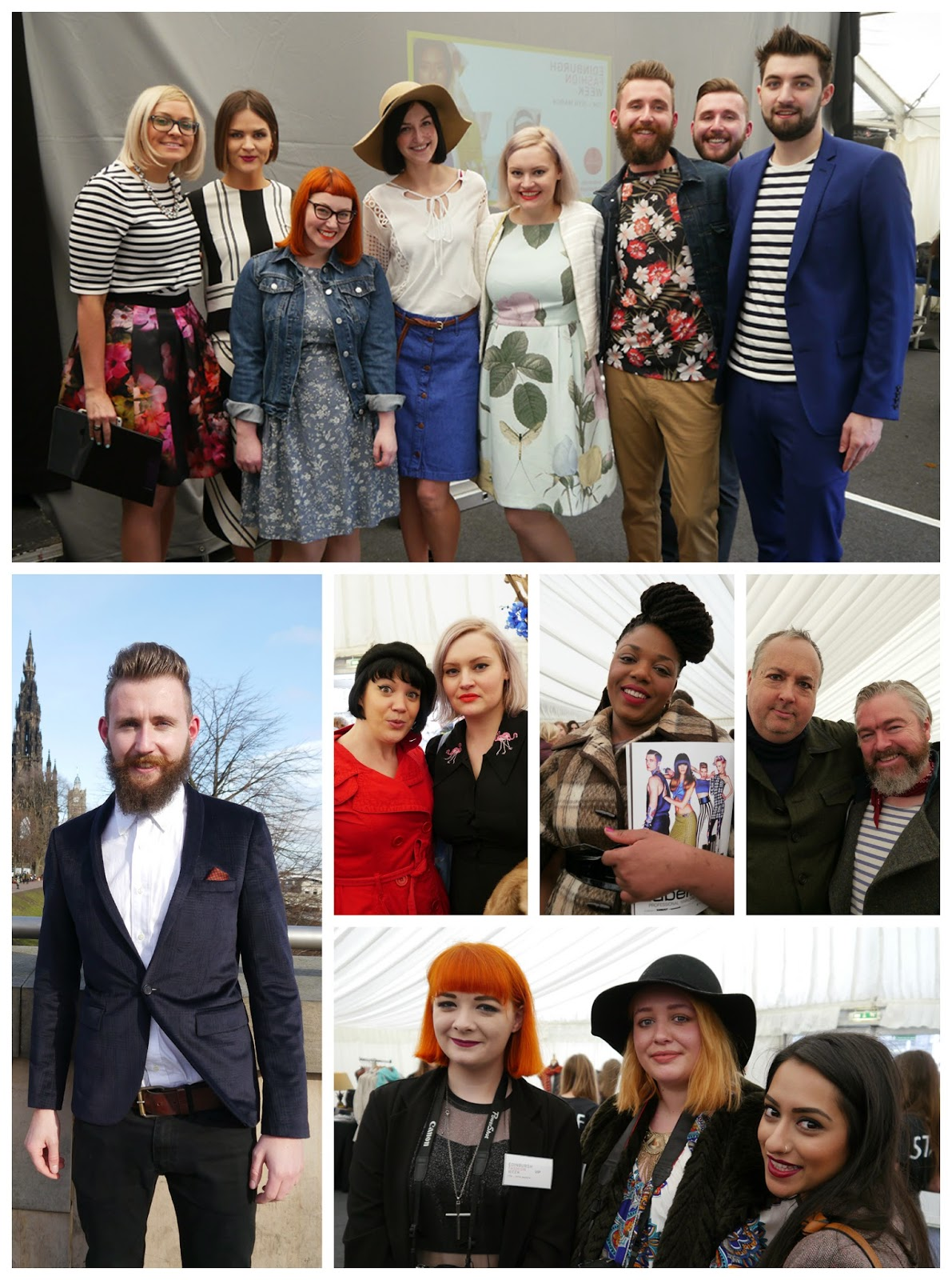Edinburgh Fashion Week, Scottish Bloggers, #EdFashionWeek, Edinburgh, Scottish Fashion, Satisfashion, Secret Little Stars, Yelp Edinburgh, Scot Street Style, Illamasqua, Frankly Miss Shankly, Is It Vintage, Sultana Malik, Love From Lou Lou, The Keenan One, skittlisfashion