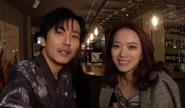 Kim nam-Gil dan Chun WOo-Hee