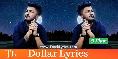 dollar-song-lyrics