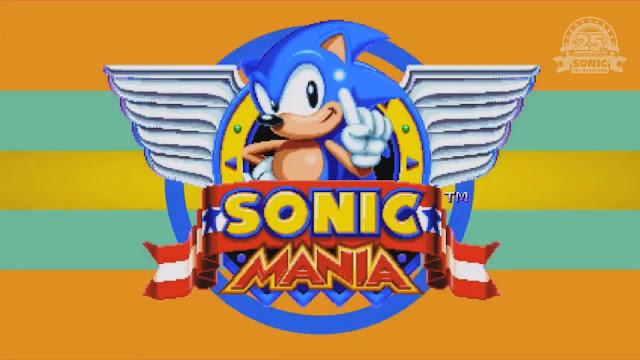 Lançamento de Sonic Mania para PC é adiado
