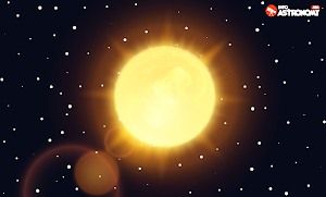 Menanti Matahari Berevolusi Menjadi Bintang Raksasa Merah