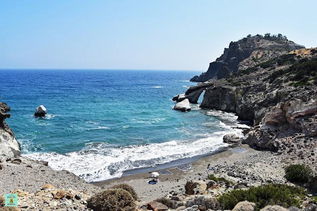 Gerontas, isla de Milos (Grecia)