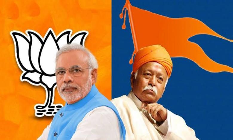 Failed BJP, Rashtriya Swayamsevak Sangh wants to take charge of Bengal