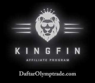 Cara daftar Affiliasi Kingfin.com serta Profilnya