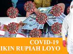"""Corona """"Menginfeksi"""" Rupiah ke Rekor Terendah Rp 16.550 Per Dollar USA"""