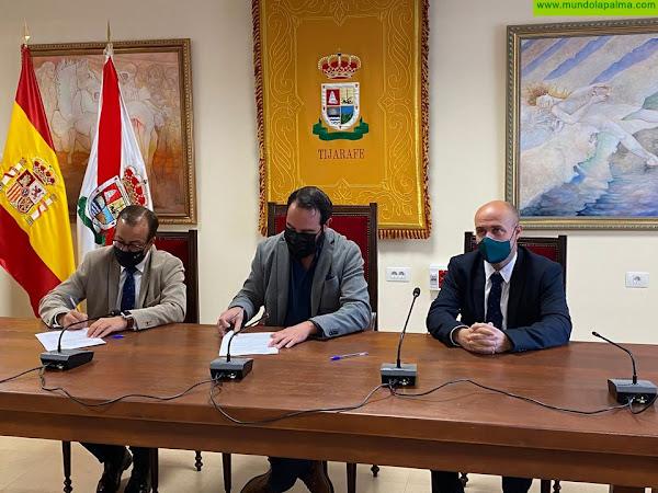 Tijarafe contará con un nuevo local social cedido por Cajasiete