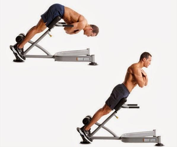تمارين بناء عضلات ظهر ضخمة