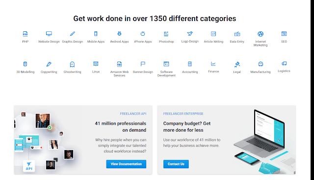 Freelancer.com is top Freelancing Website