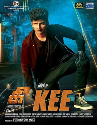 Kee 2019 UNCUT Dual Audio Hindi 720p HDRip 1.1GB ESub