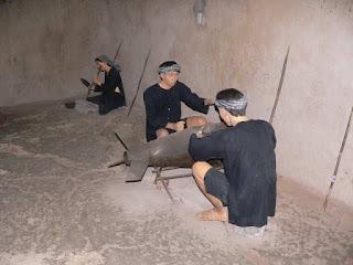 terowongan cu chi tunnel rats vietnam perang amerika vietkong