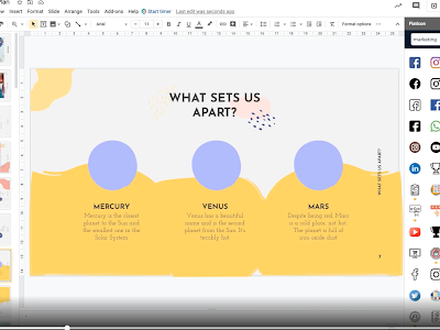 A Huge Library of Icons to Use in Your Presentations and Documents