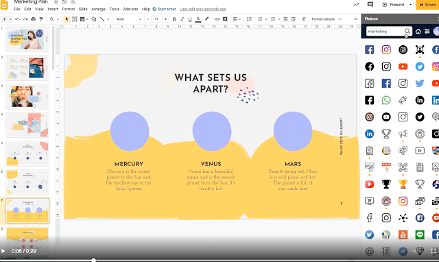 Tons of Awesome Icons to Insert in Your Google Docs, Slides, and Forms