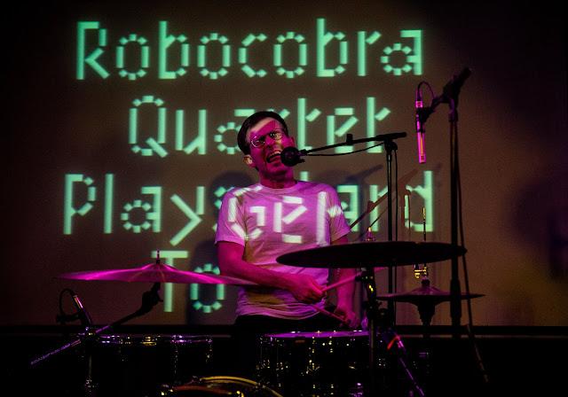 Robocobra Quartet - REMY - Sarah Ryan