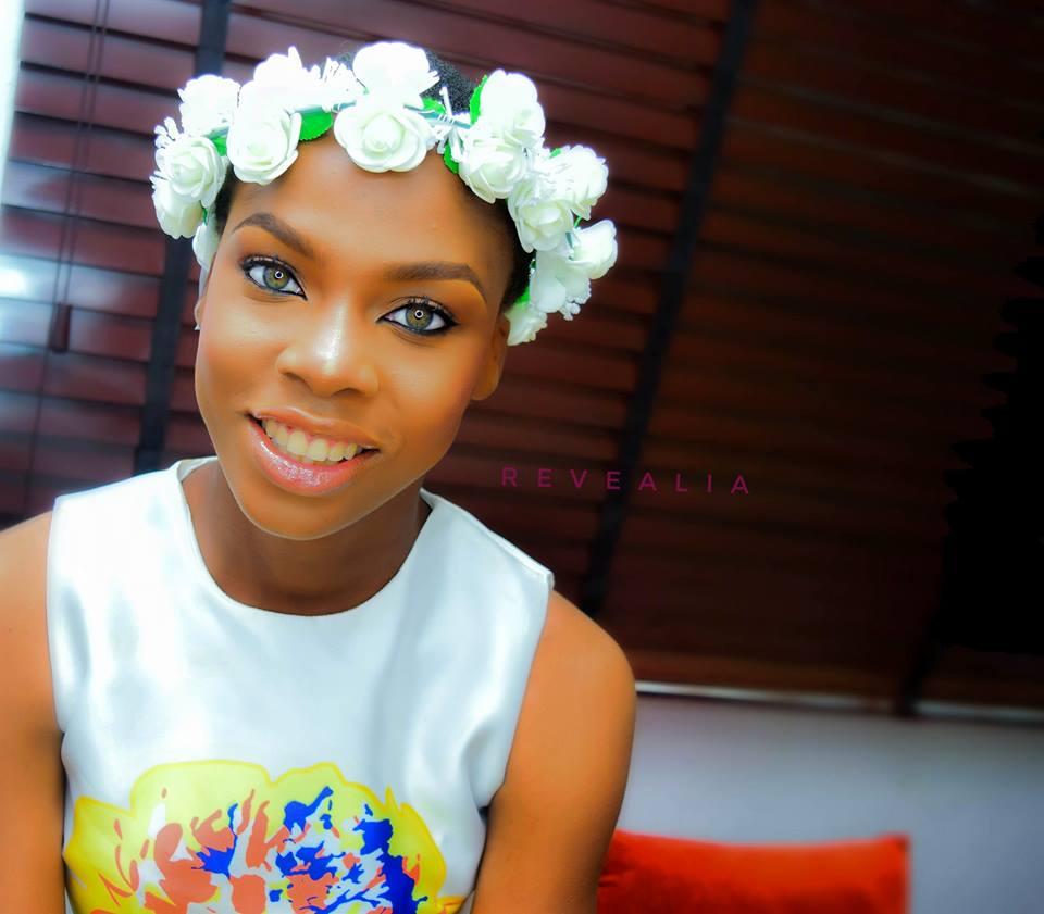 Where To Buy Fur Rug In Lagos: Video: Nigerian Girl With Pretty Eyeballs, Peace Samuel